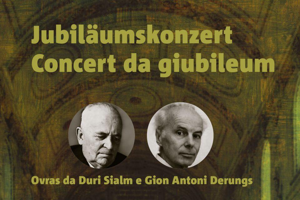Jubiläumskonzert Bündner gemischter Chor Zürich